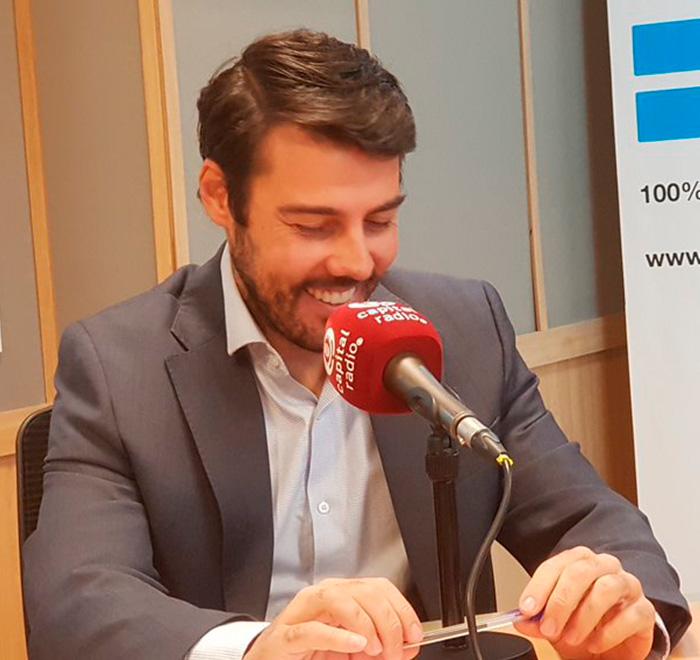 Cesar Fernandez bolsa isbif