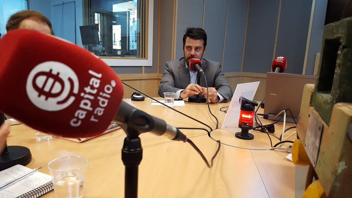 isbif programa capital radio